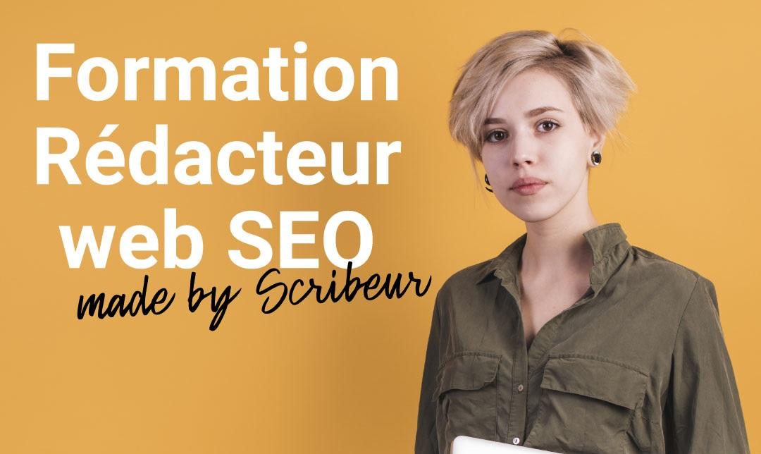 Formation Rédacteur web SEO