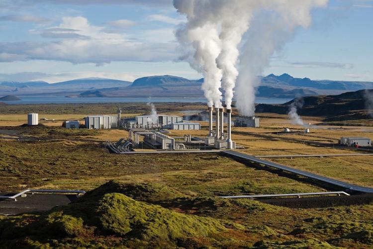 El mundo de la energía geotérmica, energía geotérmica, bombas de calor,