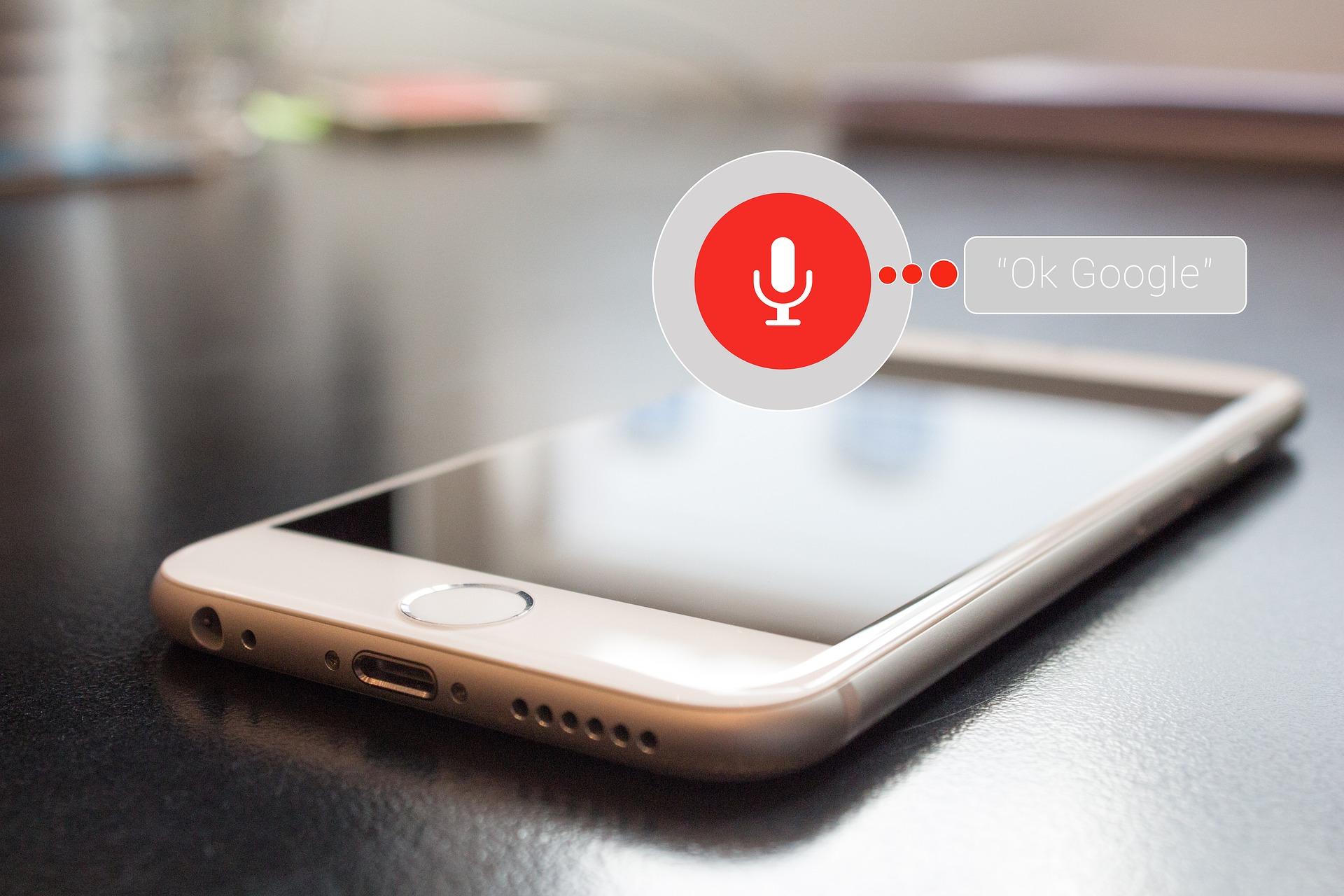 Le SEO et la recherche vocale : OK google !