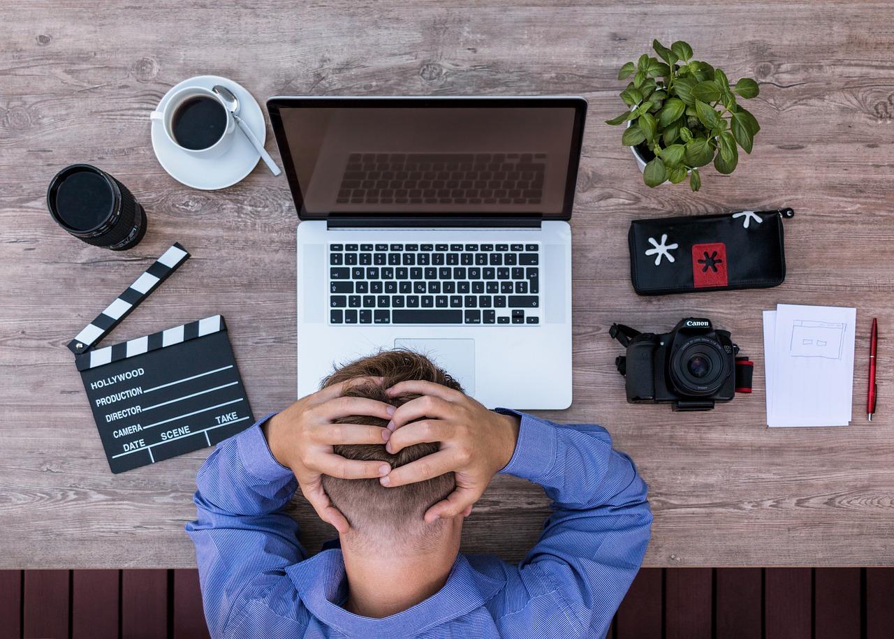 Pas le temps de m'occuper de mon blog : et si je faisais appel à Scribeur ?