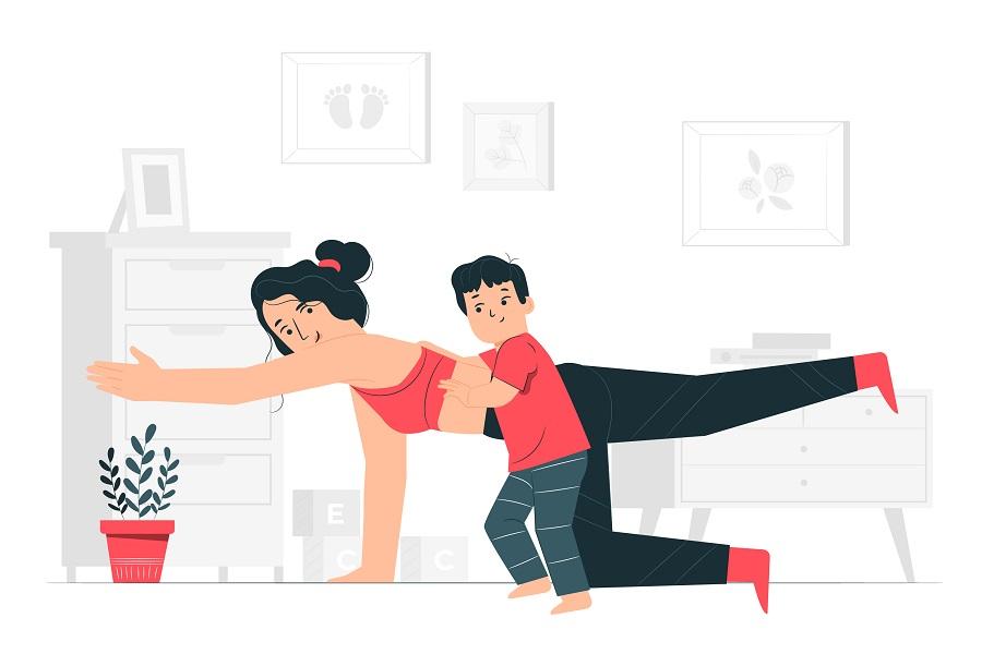 Faire de l'exercice physique en confinement : Scribeur vous donne les clés pour rester en forme