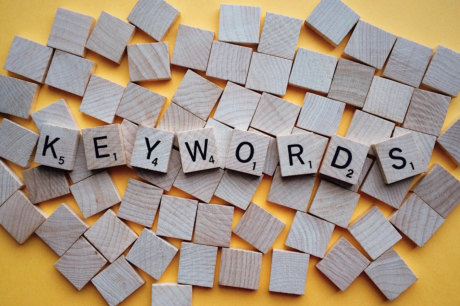 Comment ajouter des mots clés pour la rédaction d'un texte destiné au référencement SEO?