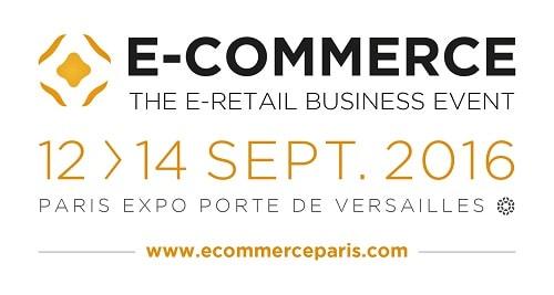 Scribeur sera présent au salon du e-commerce de Paris 2016 (du 12 au 14 sept.)